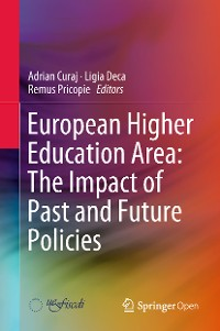 Cover European Higher Education Area: The Impact of Past and Future Policies