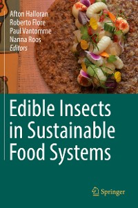 Cover Edible Insects in Sustainable Food Systems