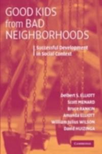 Cover Good Kids from Bad Neighborhoods