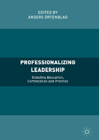 Cover Professionalizing Leadership