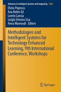 Cover Methodologies and Intelligent Systems for Technology Enhanced Learning, 9th International Conference, Workshops