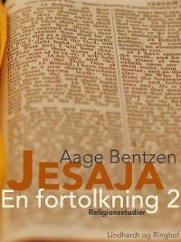 Cover Jesaja. En fortolkning 2