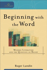 Cover Beginning with the Word (Cultural Exegesis)