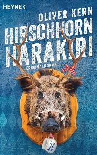 Cover Hirschhornharakiri