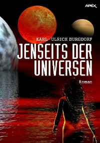 Cover JENSEITS DER UNIVERSEN