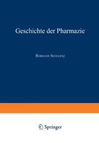 Cover Geschichte der Pharmazie