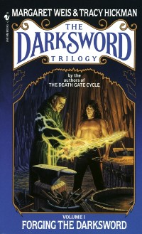 Cover Forging the Darksword