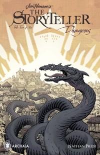Cover Jim Henson's Storyteller: Dragons #2