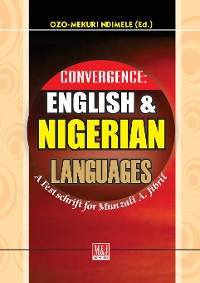 Cover Convergence: English and Nigerian Languages