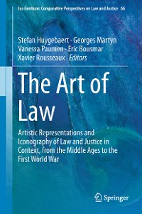 Cover The Art of Law
