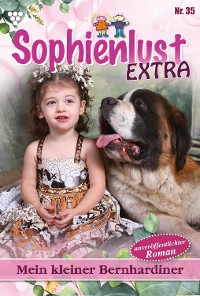 Cover Sophienlust Extra 35 – Familienroman
