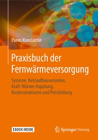 Cover Praxisbuch der Fernwärmeversorgung