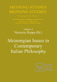 Cover Meinongian Issues in Contemporary Italian Philosophy