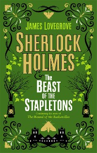 Cover Sherlock Holmes and The Beast of the Stapletons