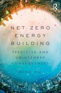 Cover Net Zero Energy Building