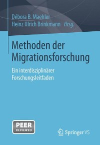 Cover Methoden der Migrationsforschung