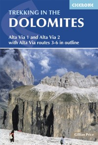 Cover Trekking in the Dolomites