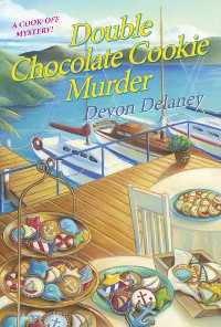 Cover Double Chocolate Cookie Murder