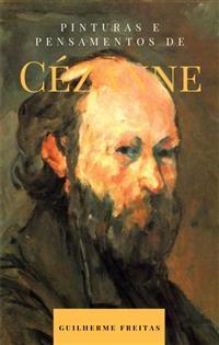 Cover Pinturas e pensamentos de Cézanne