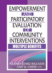 Cover Empowerment and Participatory Evaluation of Community Interventions