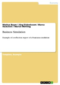 Cover Business Simulation
