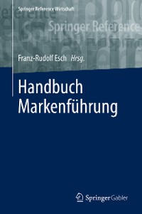 Cover Handbuch Markenführung