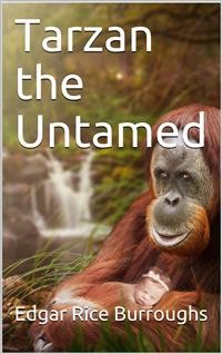 Cover Tarzan the Untamed