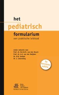 Cover Het pediatrisch formularium