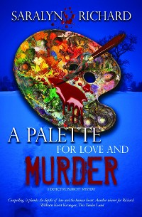 Cover A Palette for Love and Murder