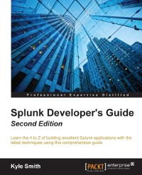 Cover Splunk Developer's Guide - Second Edition