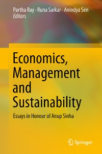 Cover Economics, Management and Sustainability