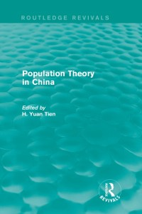 Cover Population Theory in China
