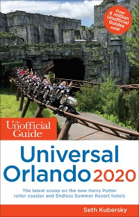 Cover Unofficial Guide to Universal Orlando 2020