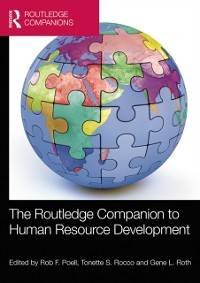 Cover Routledge Companion to Human Resource Development