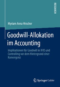 Cover Goodwill-Allokation im Accounting