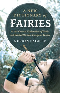 Cover A New Dictionary of Fairies
