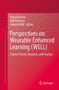 Cover Perspectives on Wearable Enhanced Learning (WELL)