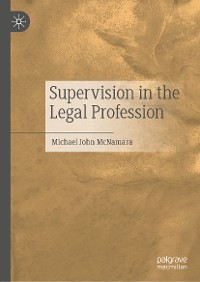 Cover Supervision in the Legal Profession