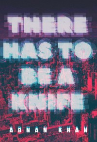 Cover There Has to Be a Knife