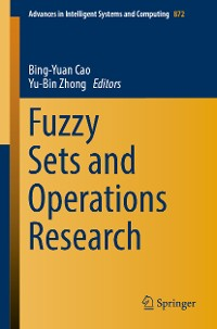 Cover Fuzzy Sets and Operations Research