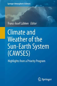 Cover Climate and Weather of the Sun-Earth System (CAWSES)