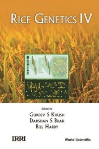 Cover Rice Genetics Iv - Proceedings Of The Fourth International Rice Genetics Symposium