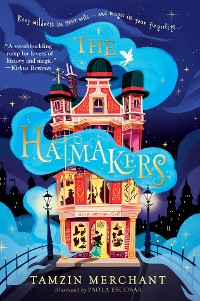 Cover The Hatmakers
