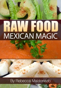 Cover Raw Food Mexican Magic