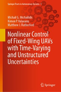 Cover Nonlinear Control of Fixed-Wing UAVs with Time-Varying and Unstructured Uncertainties