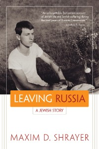 Cover Leaving Russia