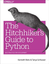 Cover Hitchhiker's Guide to Python
