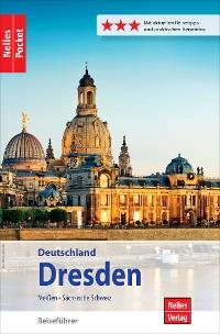 Cover Nelles Pocket Reiseführer Dresden