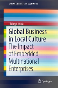 Cover Global Business in Local Culture