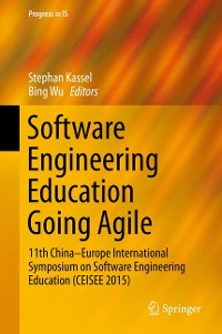 Cover Software Engineering Education Going Agile